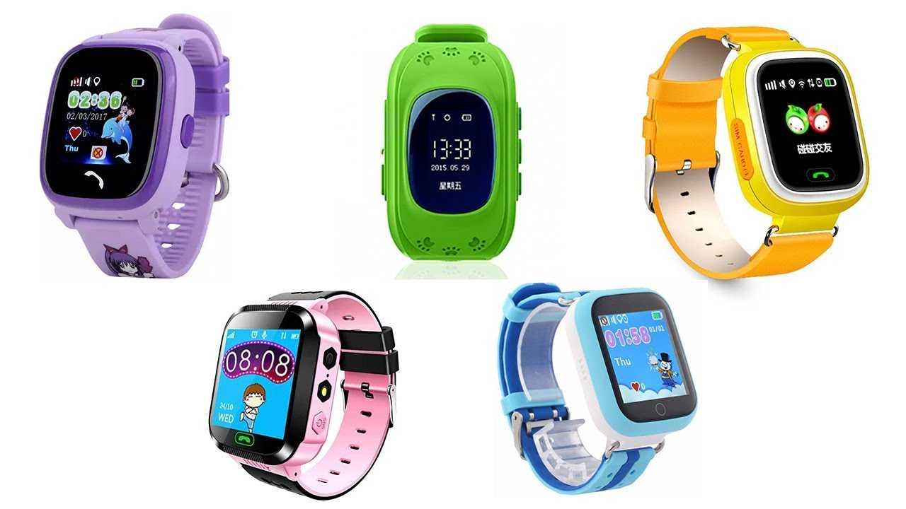 Как выбрать смарт часы для ребенка