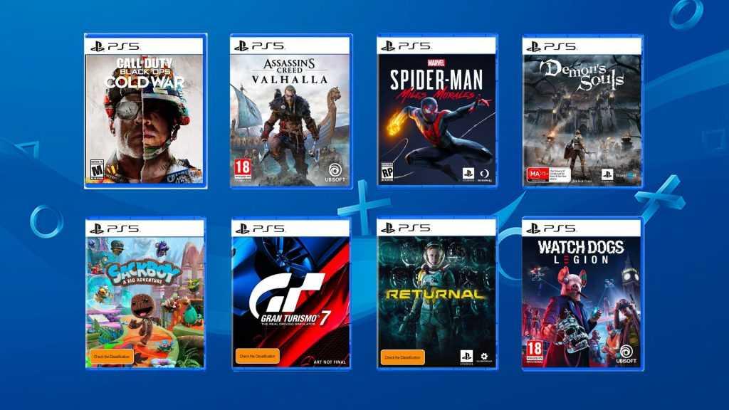 Все о playstation 5: игры, дата выхода, цена в россии и мире, внешний вид
