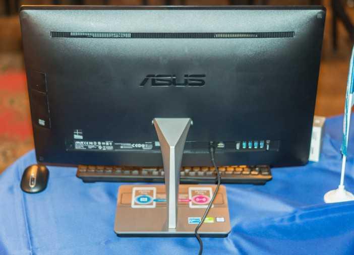 На территории Европы состоялась презентация нового моноблока от компании Asus стоимость которого составляет около 45 тысяч рублей При этом аппарат может похвастаться