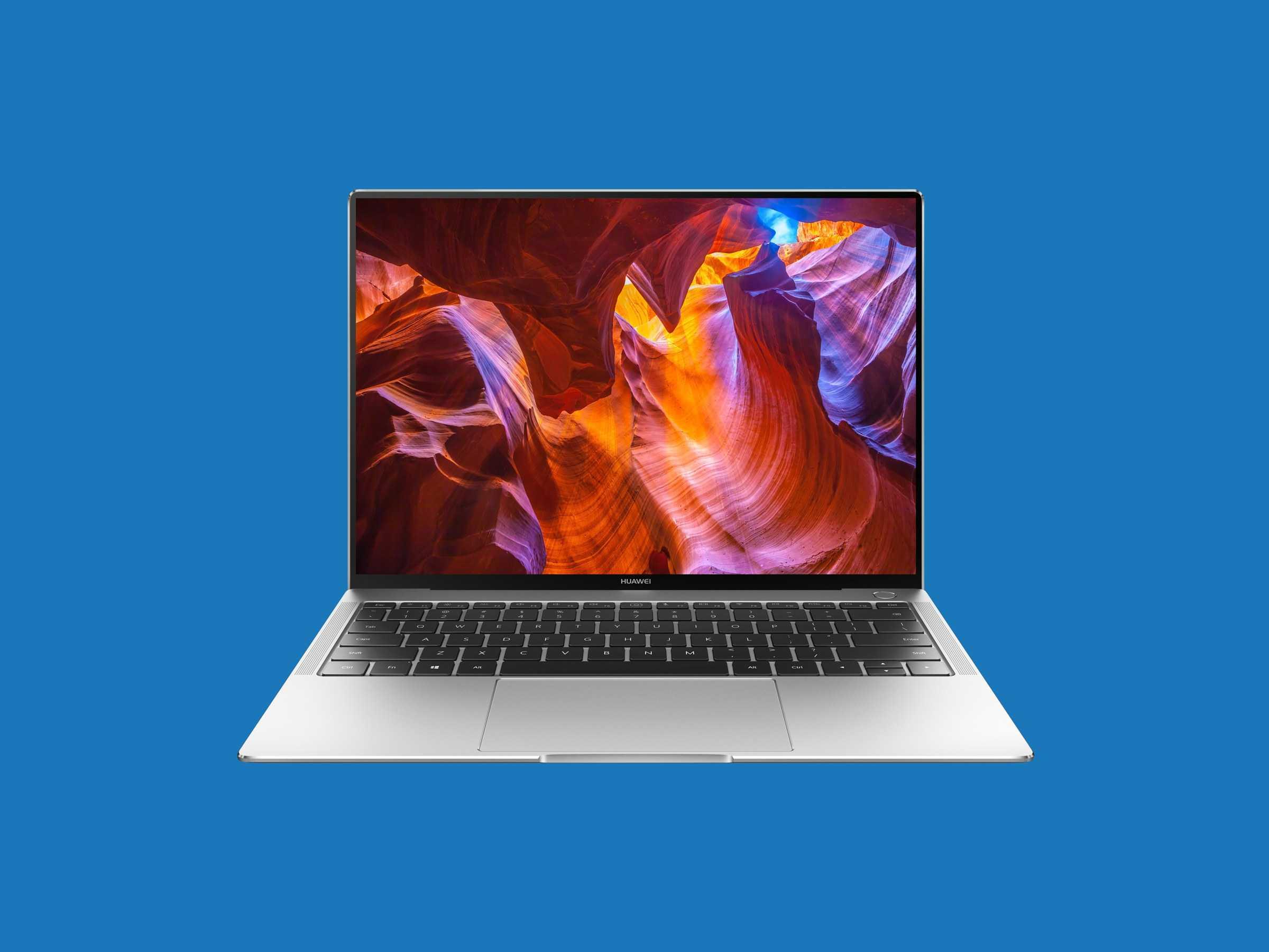 Ноутбуки без американской ос: huawei выпустила первые ноутбуки не на windows [фото] / news2.ru