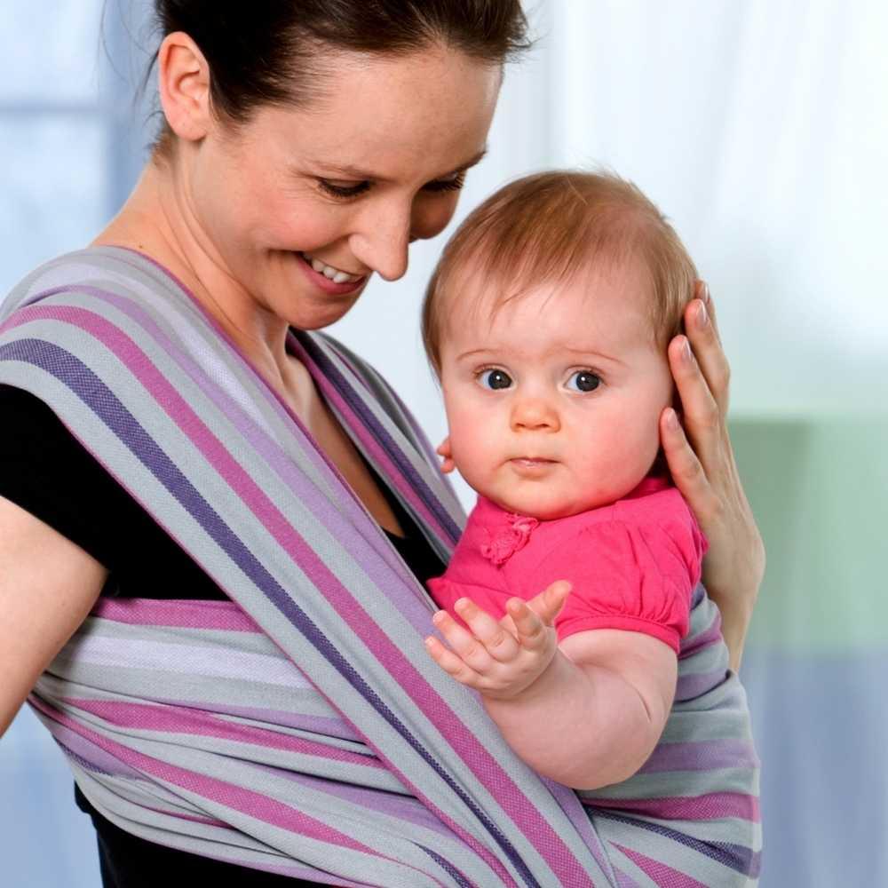 Слинги для новорожденных: какой лучше, как выбрать