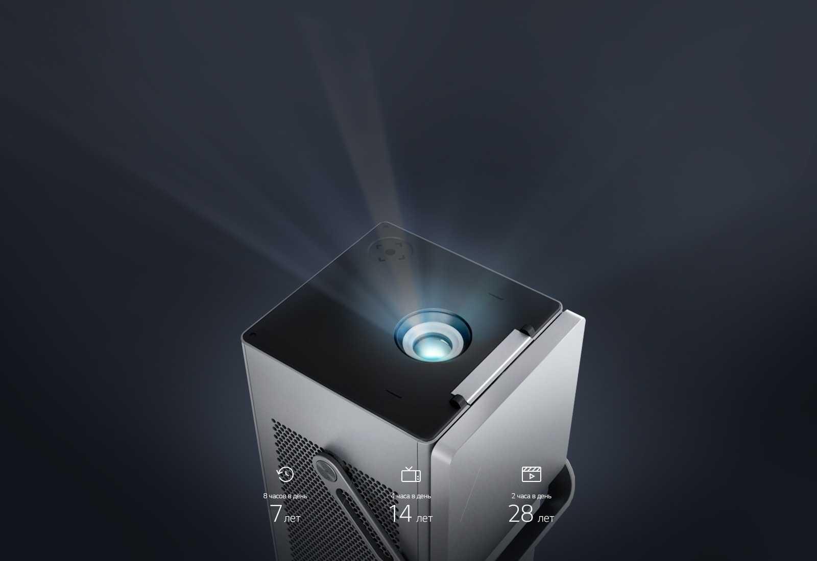 Обзор 4k-проектора lg cinebeam hu80ksw: здравствуй, огромный экран!