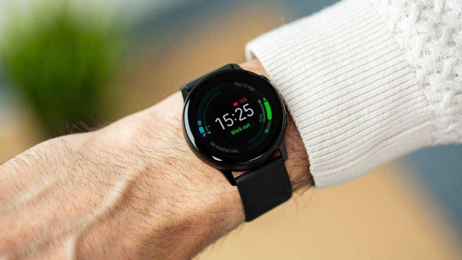 Сравнение умных часов samsung galaxy watch 3 и galaxy watch active 2