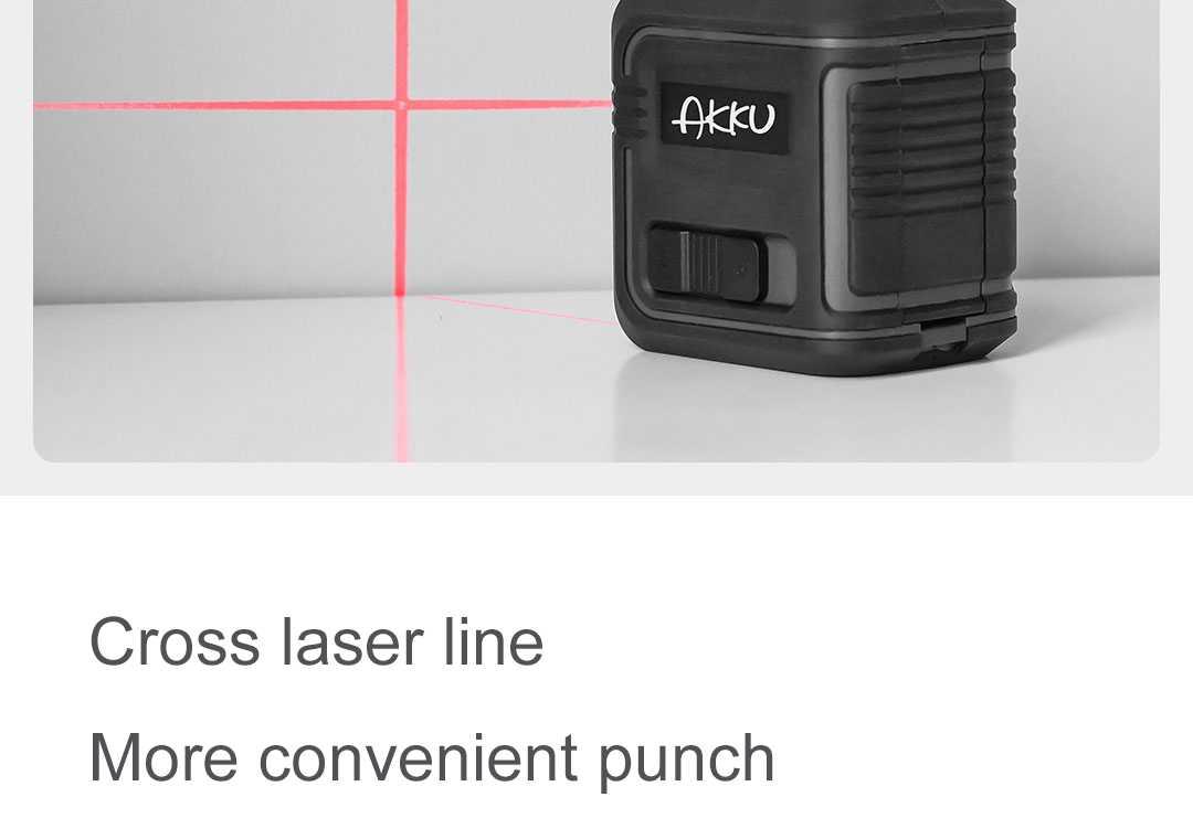 Компания Xiaomi выпустила новый лазерный уровень стоимость которой составляет всего 29 долларов Речь идет о модели под названием AKKU Infrared Laser Level и это