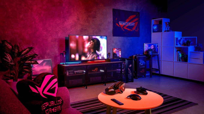 Asus republic of gamers представляет новейшие игровые устройства на выставке ces 2020