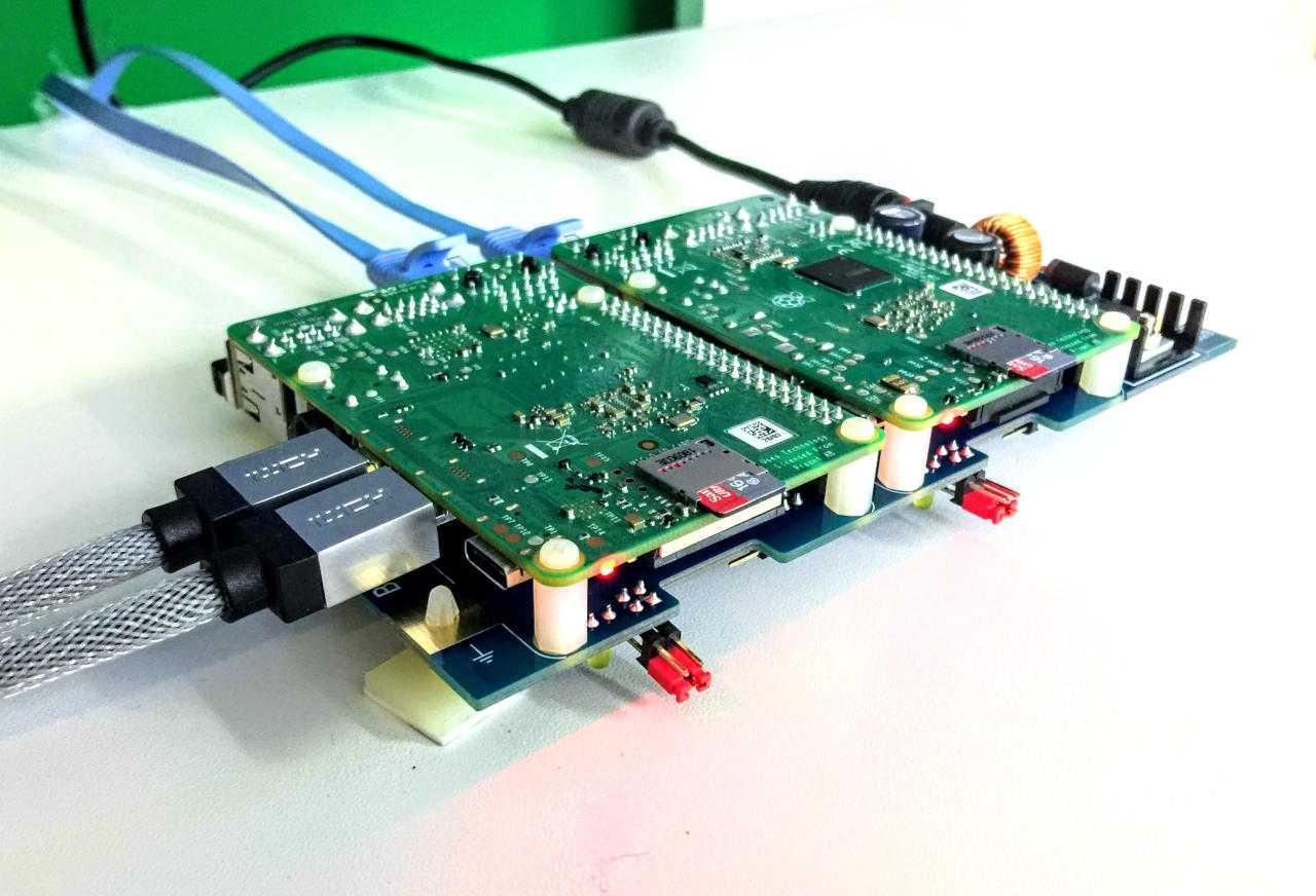 20 лучших проектов raspberry pi zero - оки доки