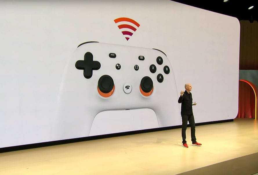 Stadia: все, что нам известно о сервисе потокового воспроизведения игр от google