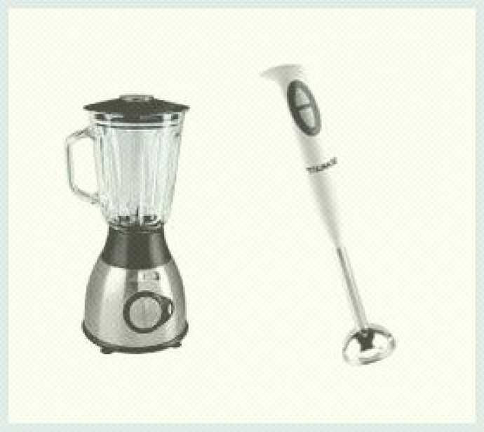 Блендер или миксер принесет больше пользы на кухне?