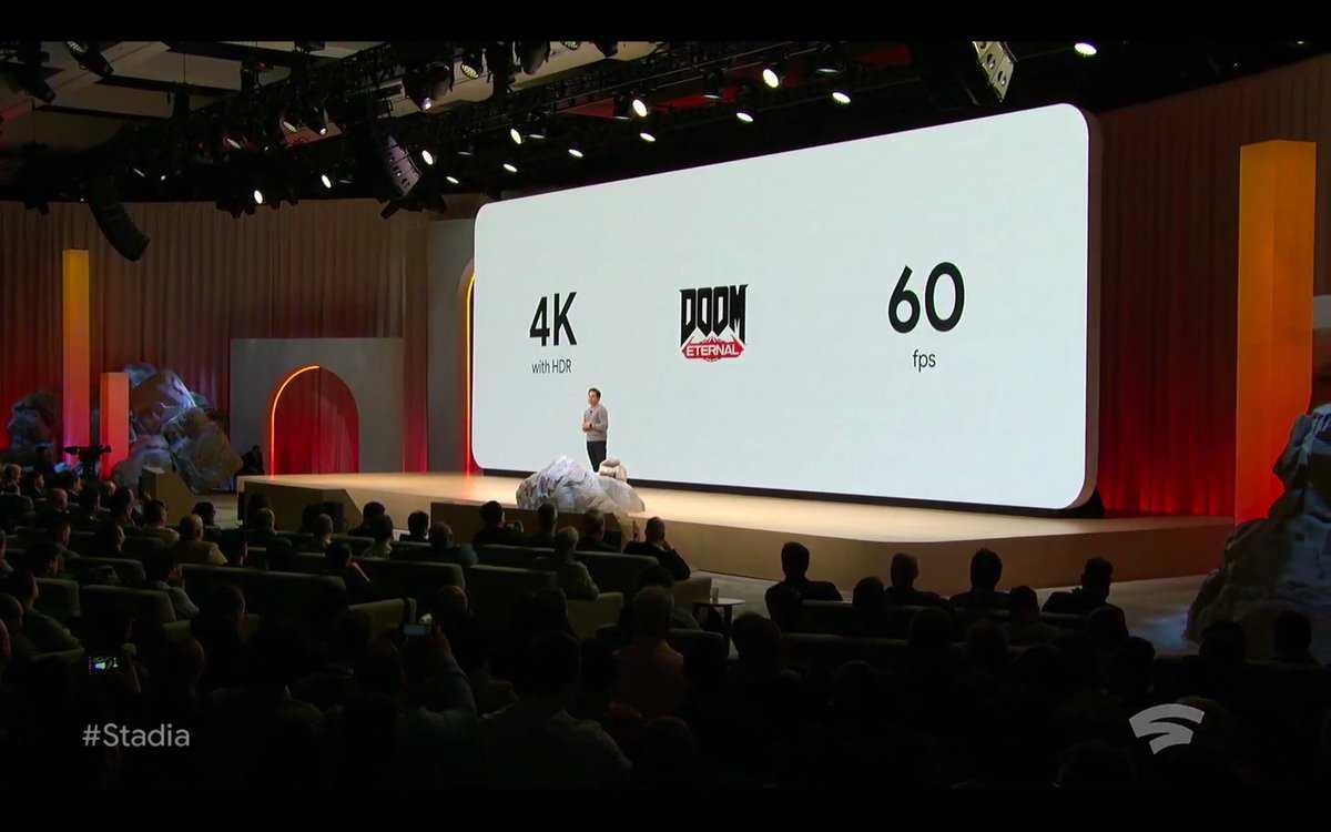 Google ответила, зачем нужен 5g: представлен игровой стриминговый сервис stadia