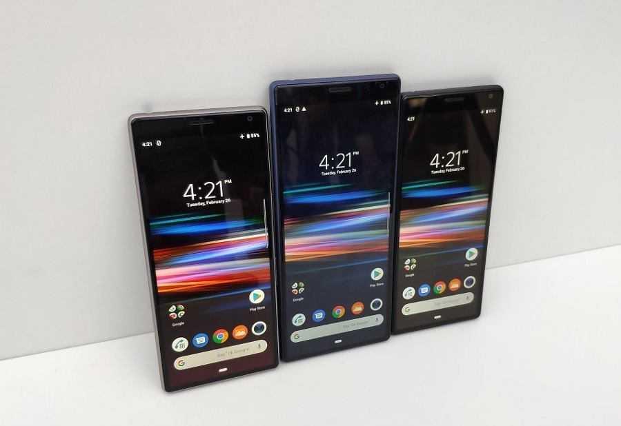 Sony выпустила смартфон xperia xa. без рамок за 22 тысячи рублей