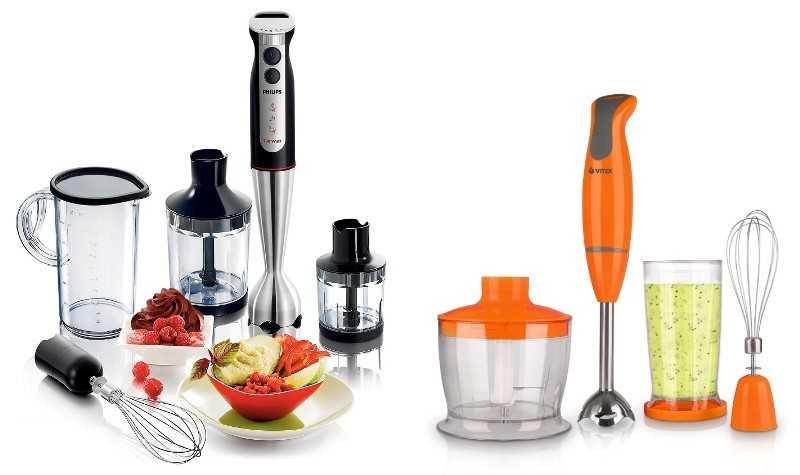 Что лучше измельчитель или блендер для домашней кухни? - qteck.ru