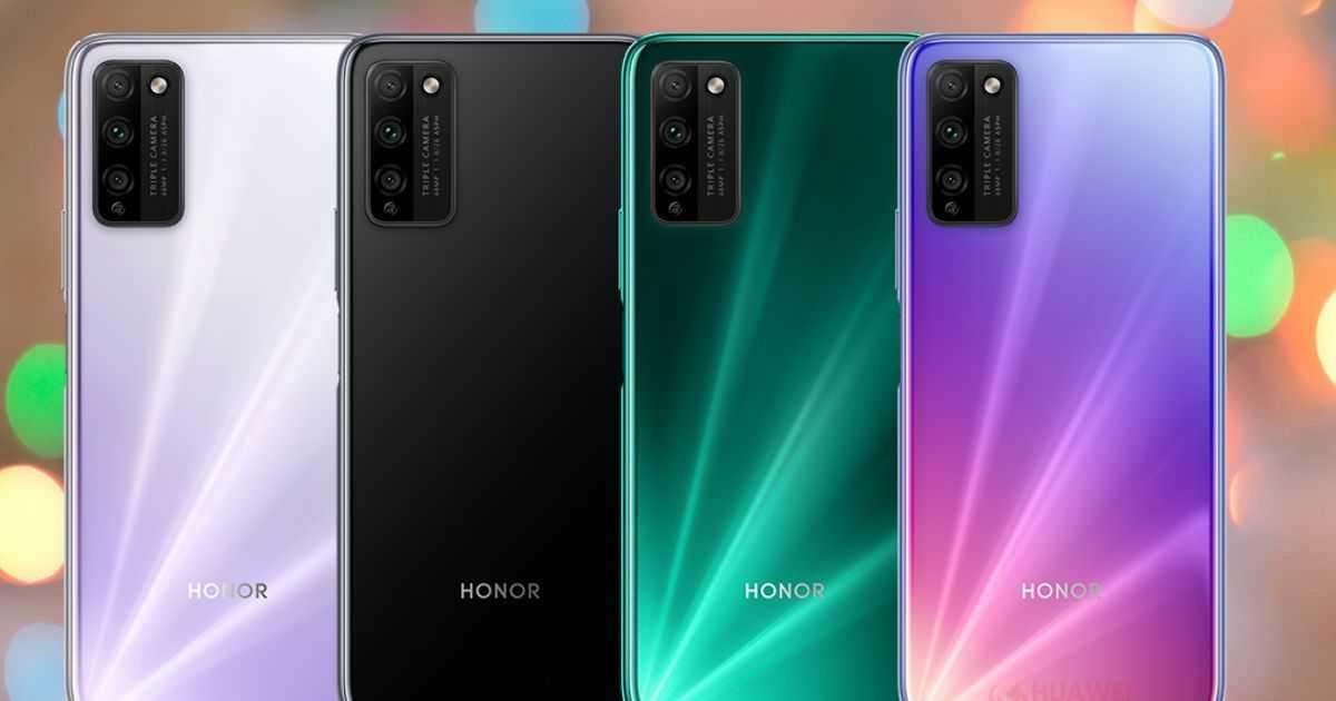 Huawei honor 20 youth edition против huawei honor 20 youth edition