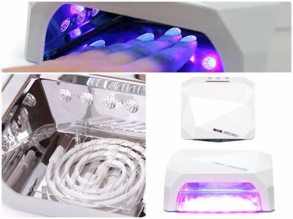 Уф лампа для ногтей: как выбрать лучшую сушилку ультрафиолетовую для сушки маникюра гель лаком при наращивании в домашних условиях, рейтинг