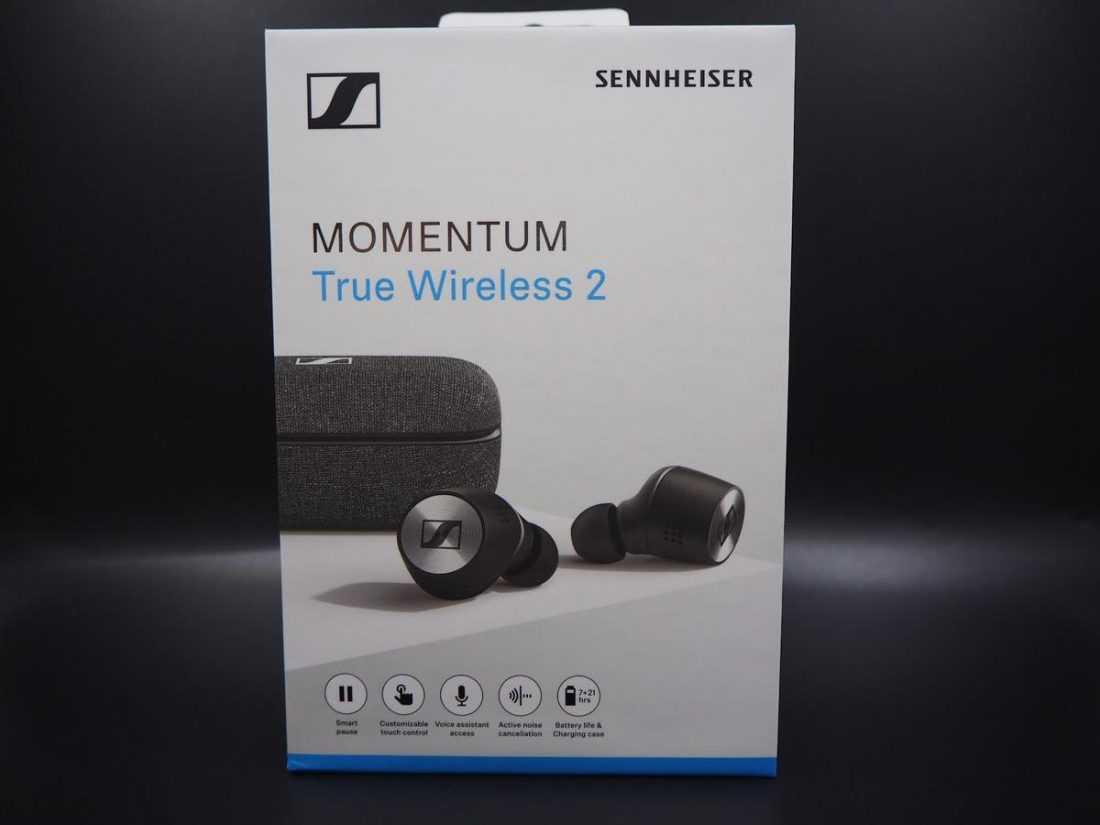 Шесть главных фишек sennheiser momentum true wireless 2