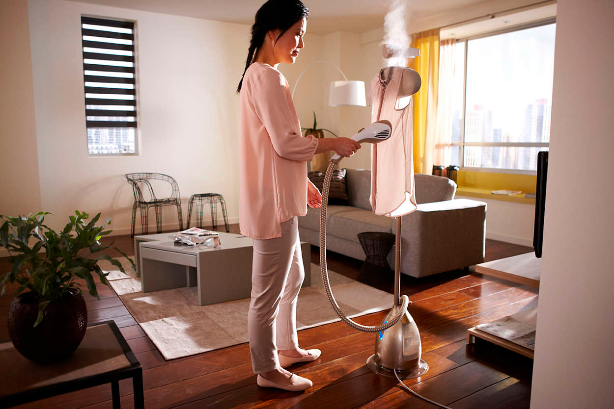 Выбор отпаривателя для одежды + рейтинг 5 лучших отпаривателей для дома