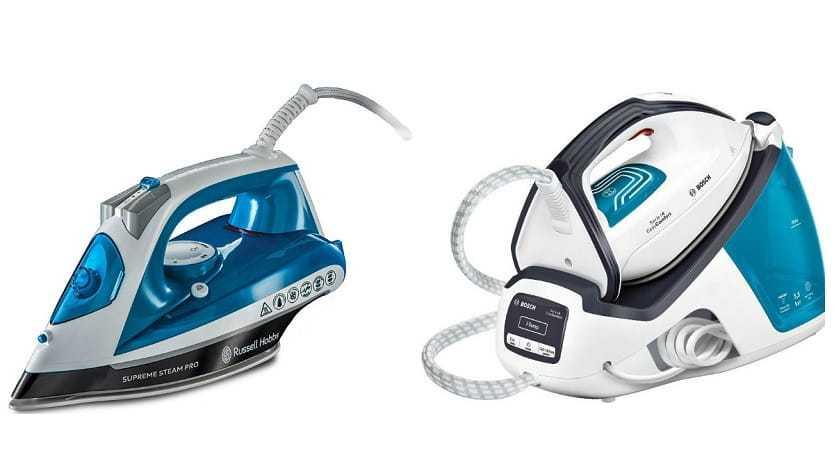 Парогенератор или утюг: что выбрать для дома, чем отличаются приборы, особенности каждого из них