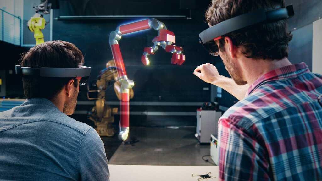 Новые очки дополненной реальности сделают ar доступной для всех