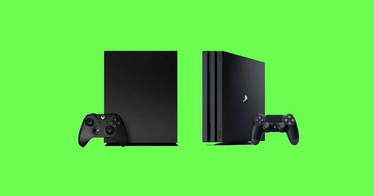 Playstation 5 vs xbox scarlett: консольные войны
