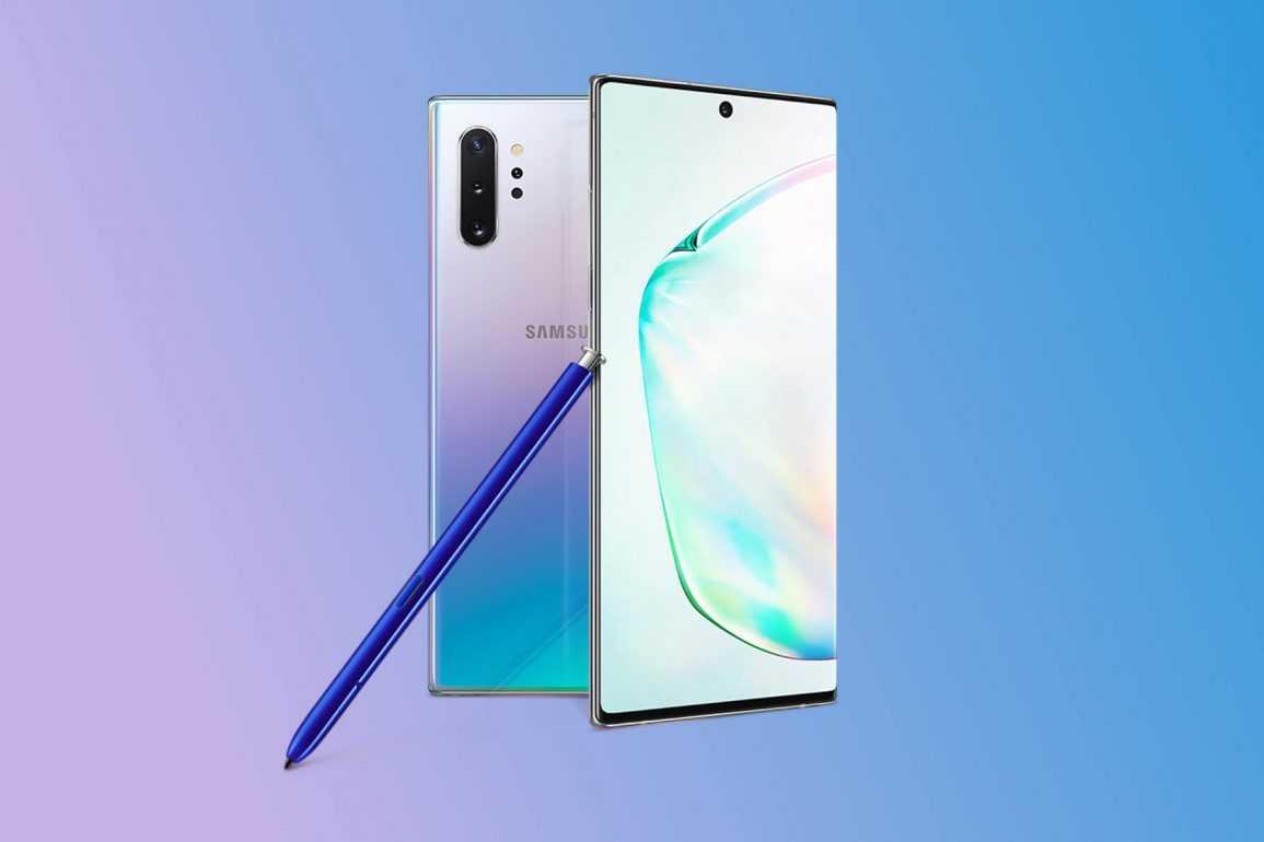 Samsung galaxy note10 и galaxy note10+: главные фишки