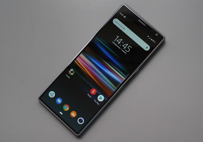 Смартфоны sony xperia 1, xperia 10, xperia 10 plus и xperia l3 рассекречены полностью