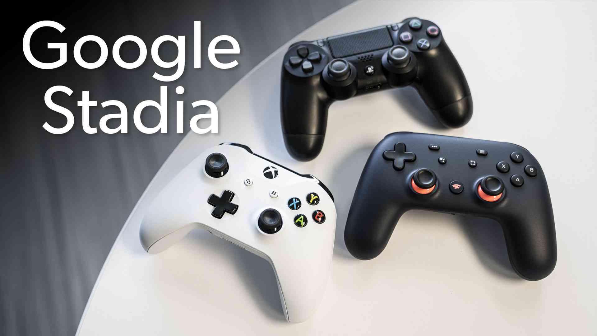 Google рассказала всё самое главное о новом игровом сервисе stadia