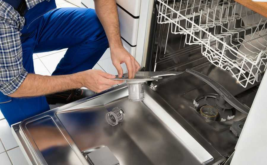 Чистка посудомоечной машины за 7 шагов фото