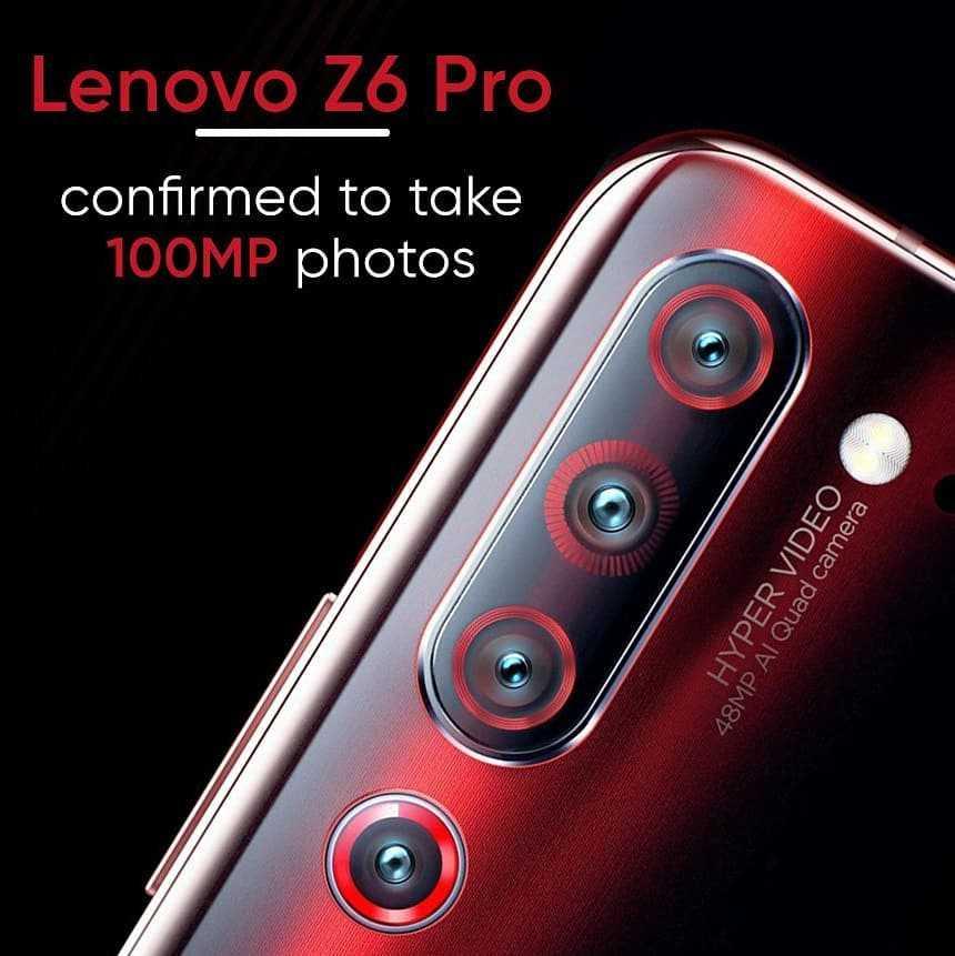 Lenovo z6 pro: обзор, характеристики. ночные фото lenovo z6 pro