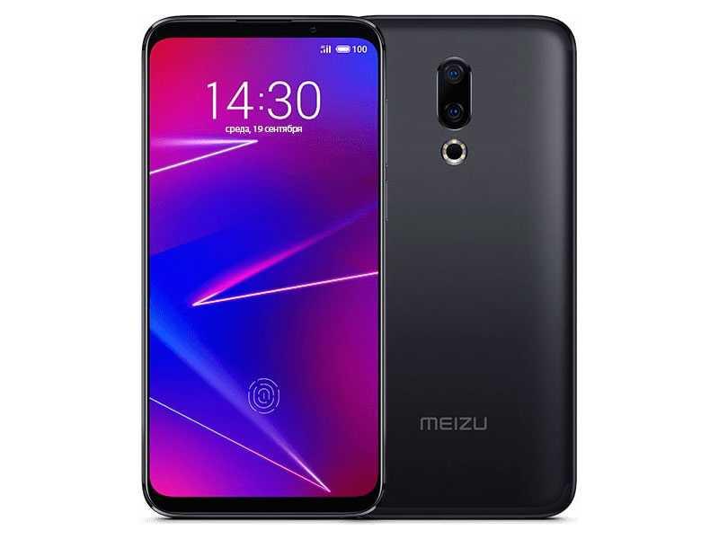 Опубликованы первые фото флагманского смартфона meizu 16s pro