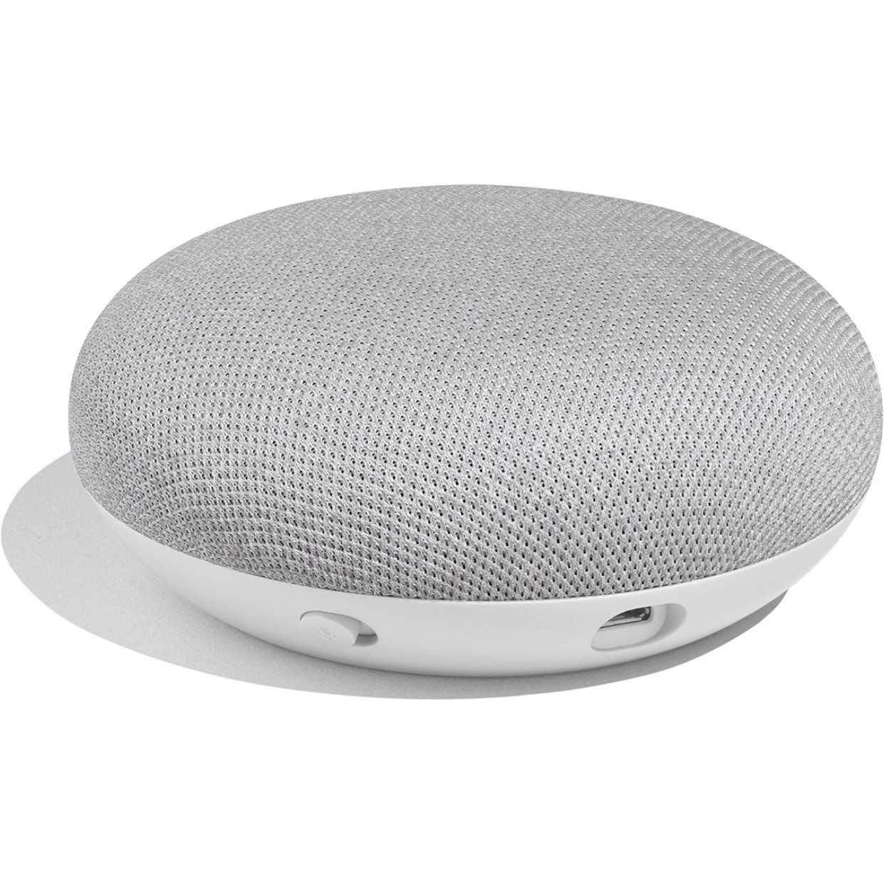 Установка и настройка умной колонки google home mini