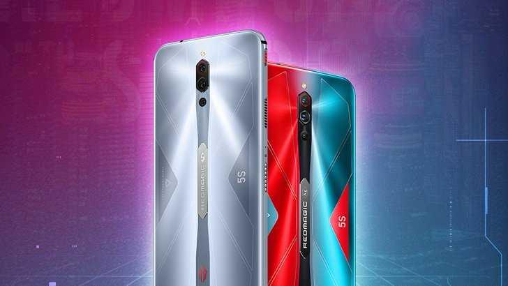 Обзор nubia red magic: игровой смартфон с rgb подсветкой
