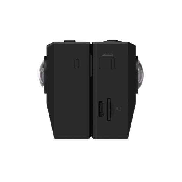 Компания Insta360 анонсировала фото и характеристики долгожданной камеры EVO предназначенной для панорамной съемки Известно что устройство уже можно приобрести на