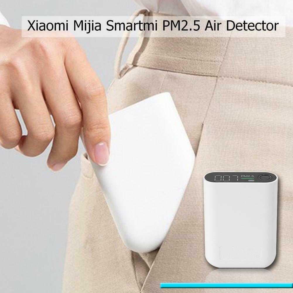 Продвинутый анализатор воздуха от xiaomi