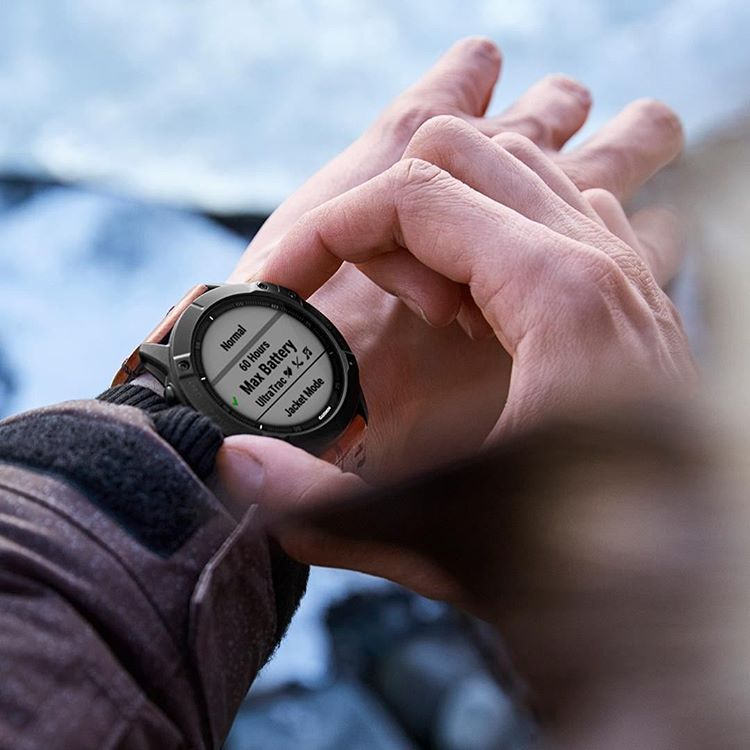 Garmin представила новую линейку часов fēnix 6   hi-tech   селдон новости