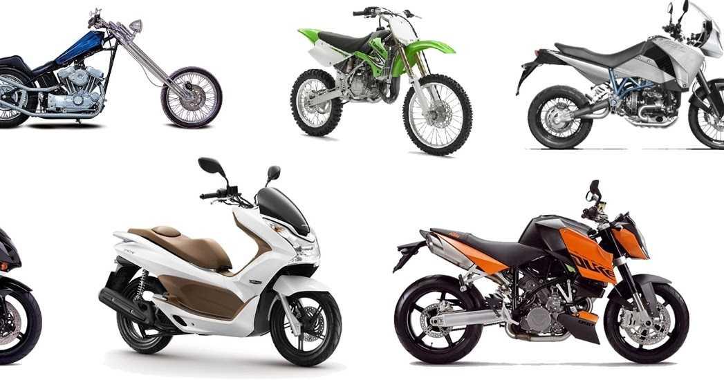 Мотоциклы для новичка