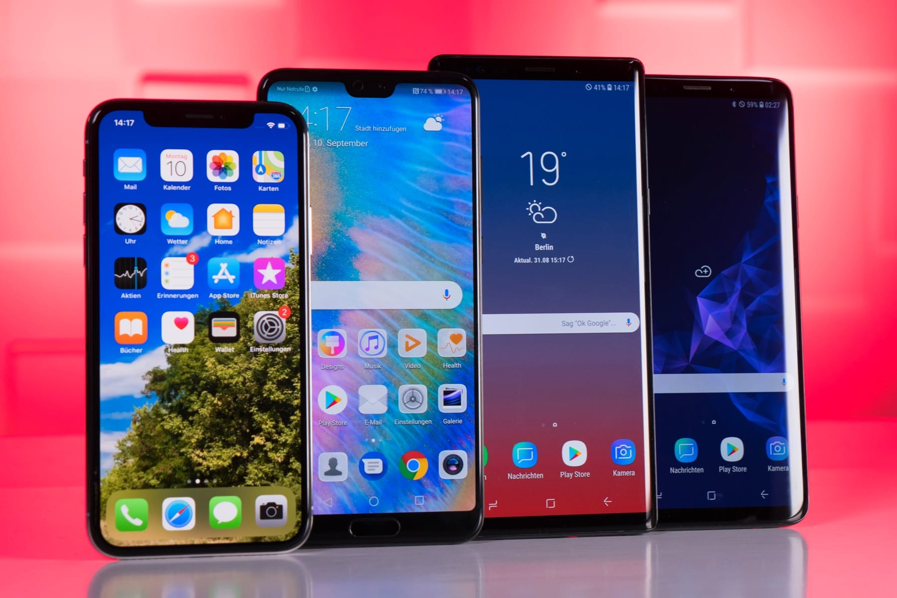 Рейтинг смартфонов 2020 (декабрь) цена качество.