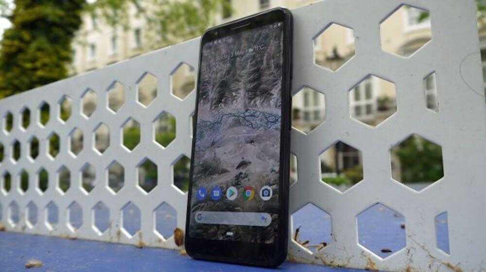 Жаль, что не у нас. обзор google pixel4a