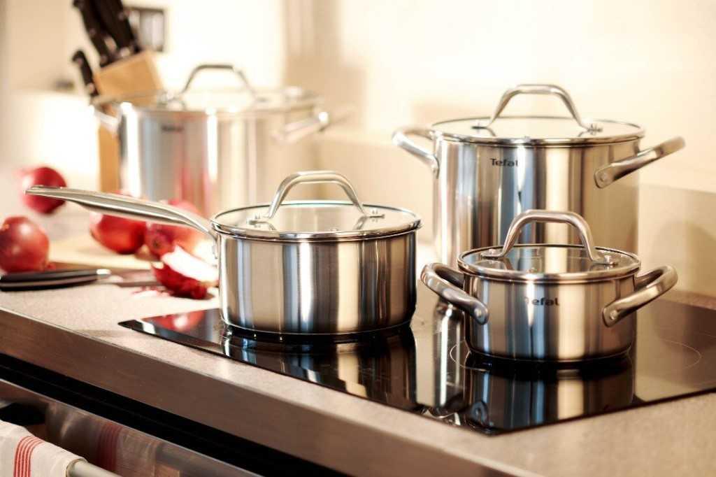 Топ-7 лучшие наборы посуды из нержавеющей стали