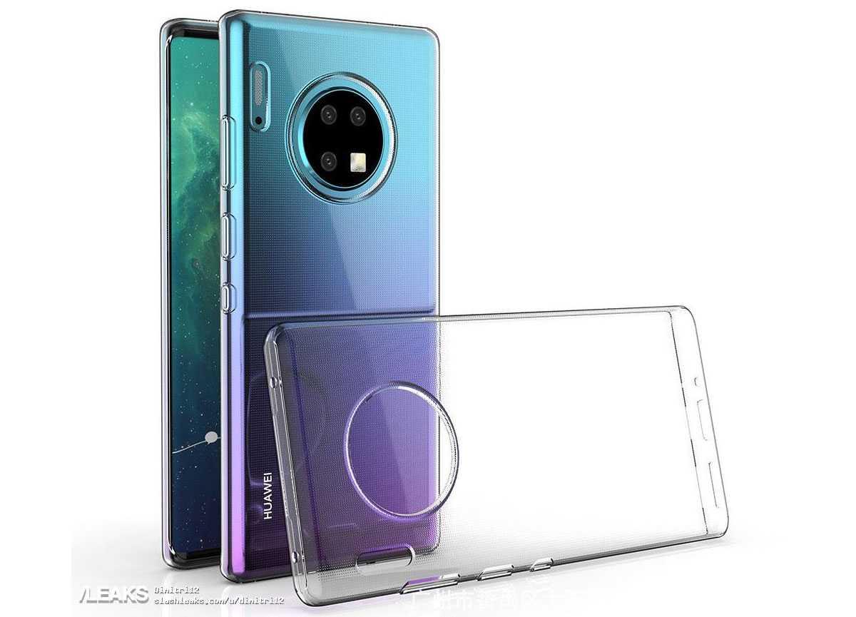 Компания huawei презентовала новый флагманский смартфон ► последние новости