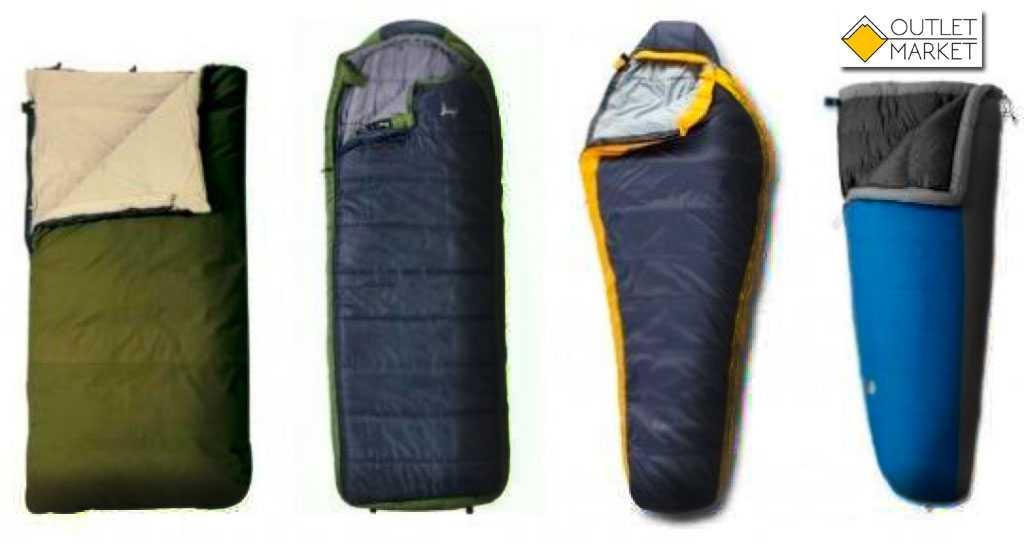 Как правильно выбрать спальный мешок: ключевые особенности