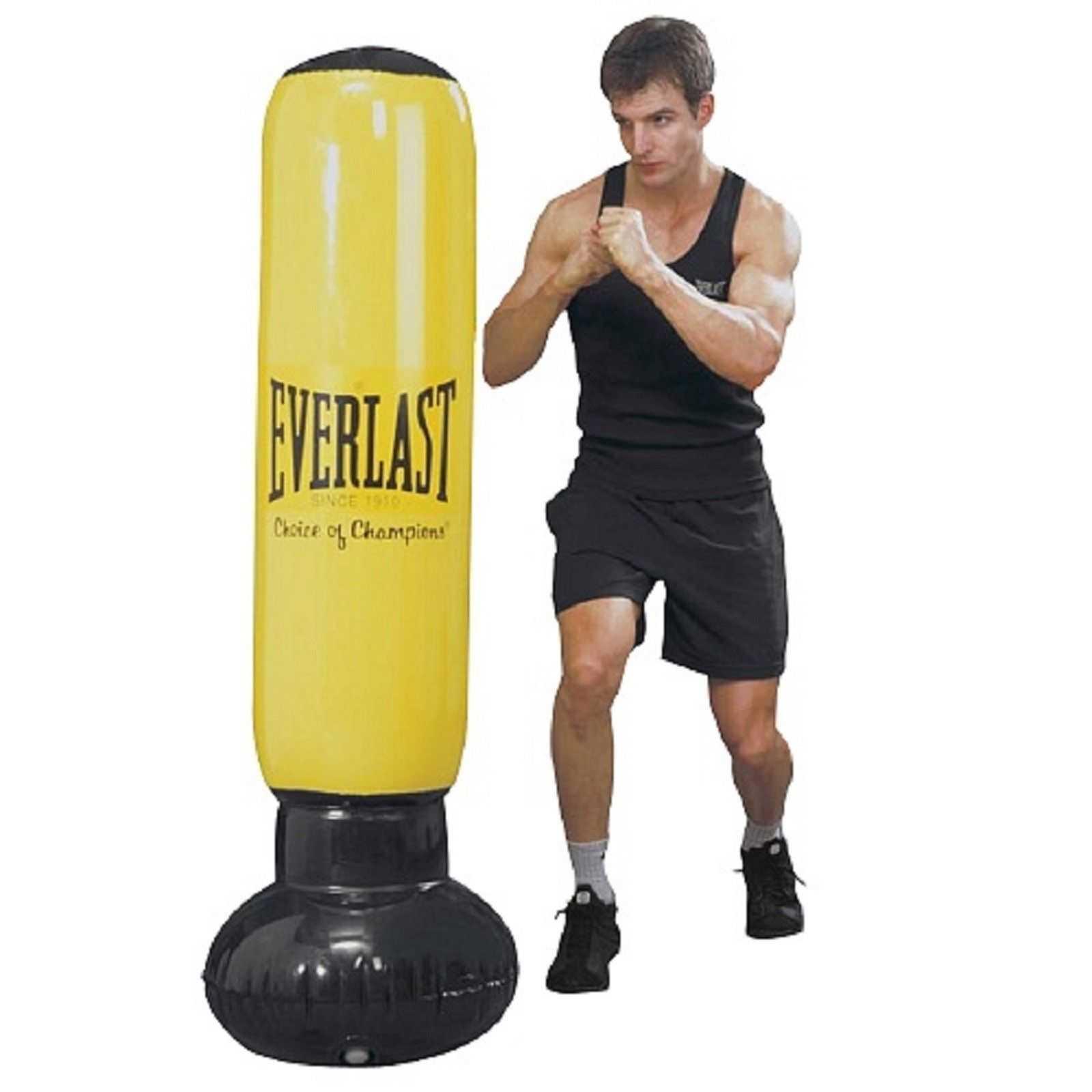Боксерская груша для дома: как ее выбрать, закрепить и правильно тренироваться