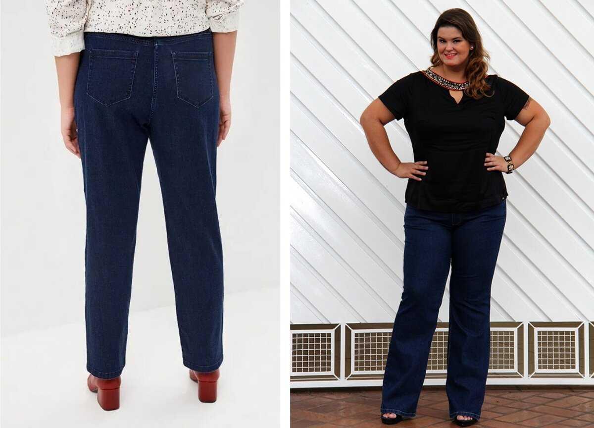Как правильно подобрать джинсы по размеру