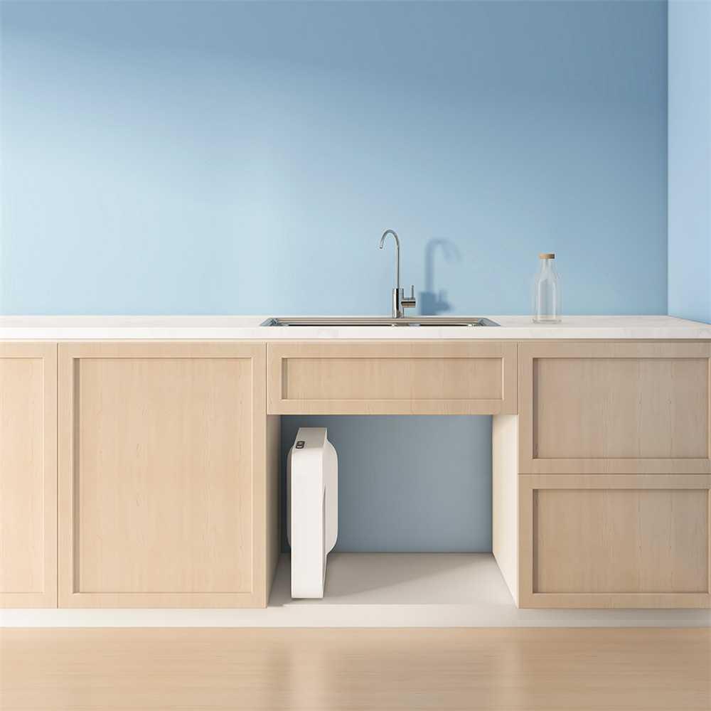 Очиститель xiaomi mi water purifier 2 в умном доме