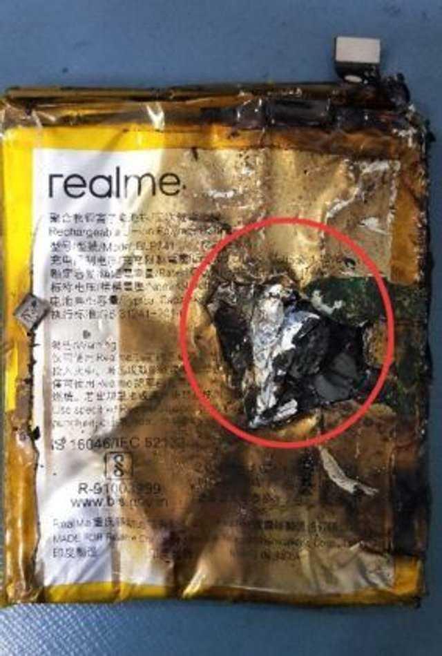 Смартфон - главный конкурент xiaomi взорвался спустя сутки после покупки и чуть не убил хозяина. фото