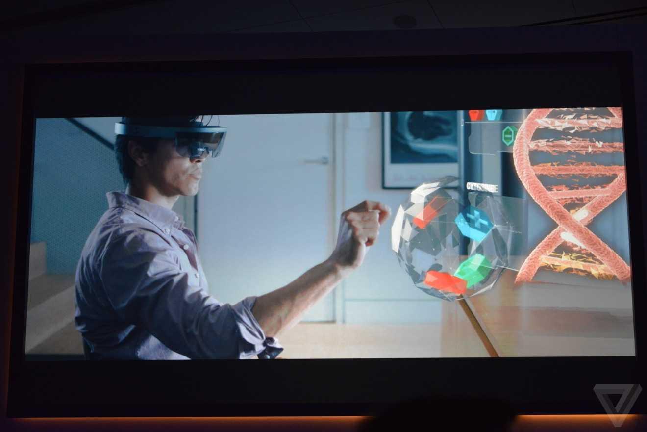 Microsoft представила шлем дополненной реальности hololens 2, но вы его не купите