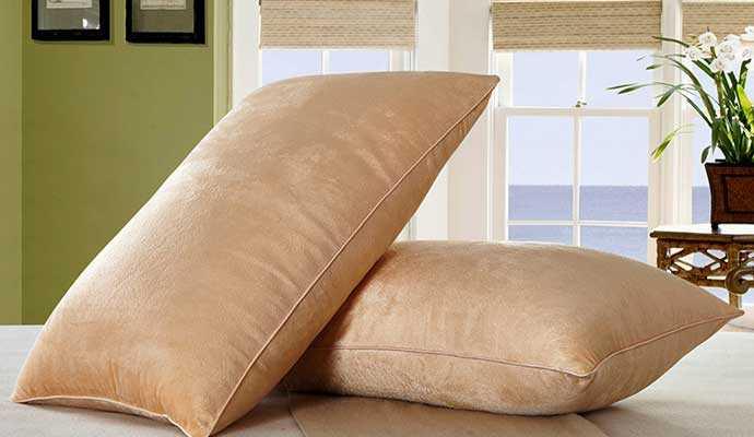 Как выбрать ортопедическую подушку для сна - какая лучше