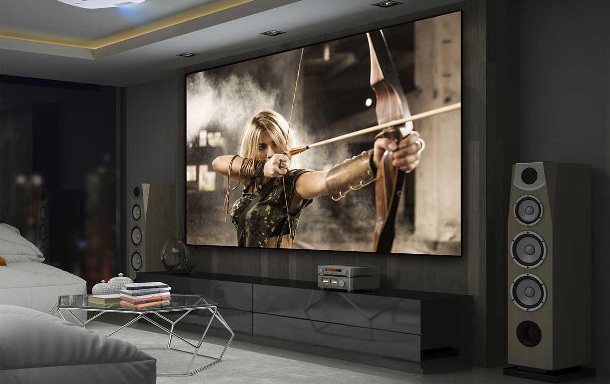 Выбираем лучший проектор для домашнего кинотеатра