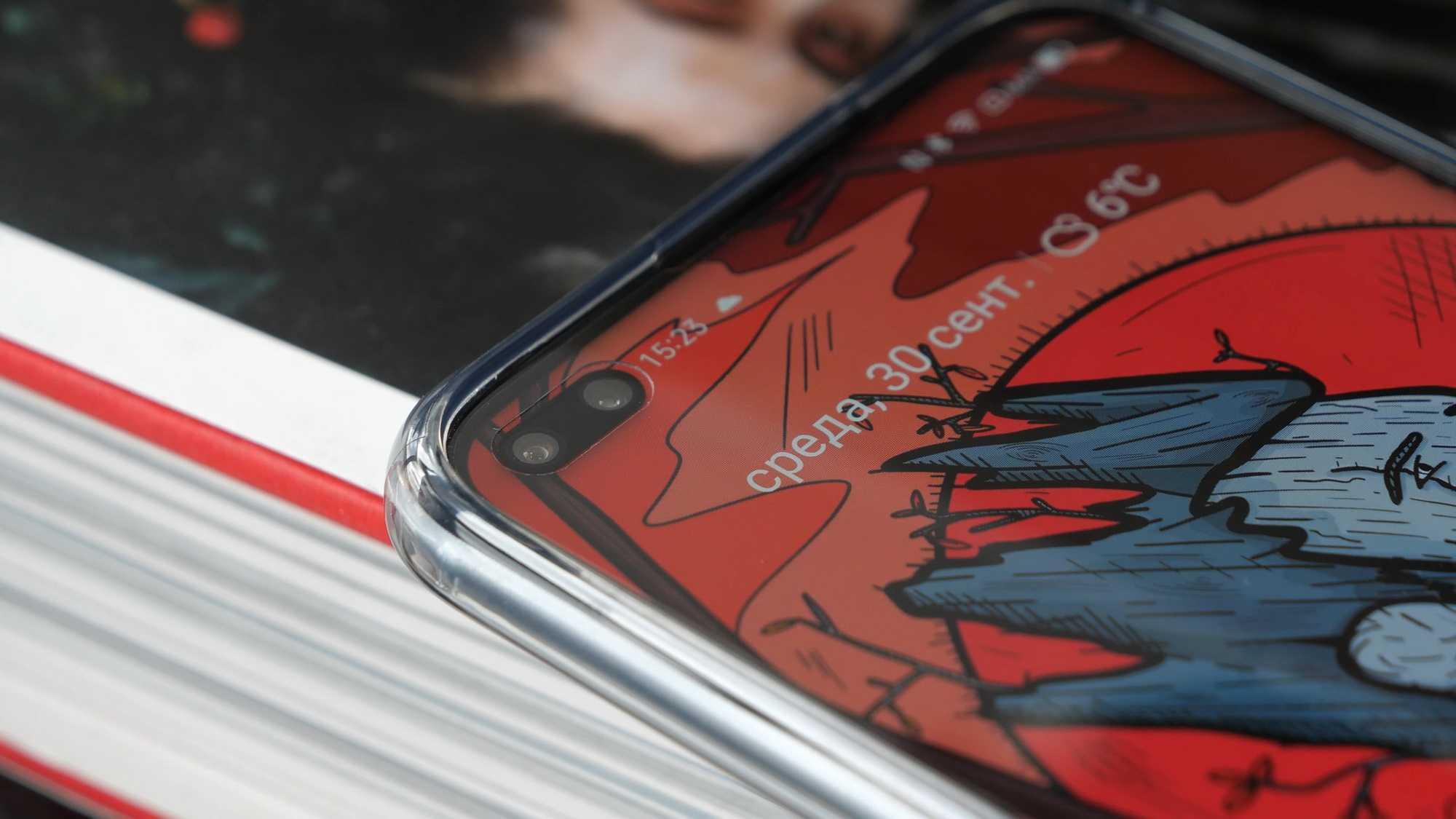 Обзор смартфона realme x3 superzoom: нестандартный взгляд на камерофоны