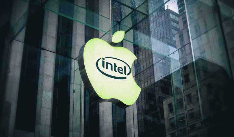 Apple за миллиард долларов купила у intel долю в бизнесе смартфонов и модемов ► последние новости