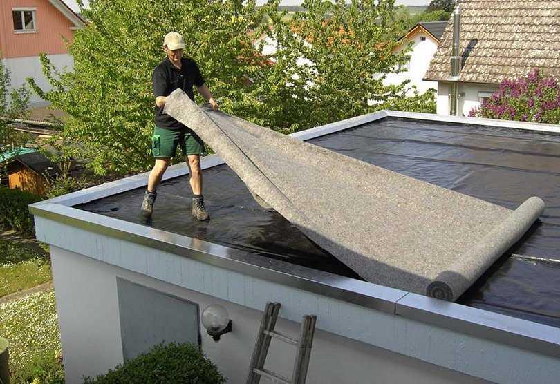 Чем покрыть крышу гаража недорого и качественно: чем лучше сделать покрытие кровли