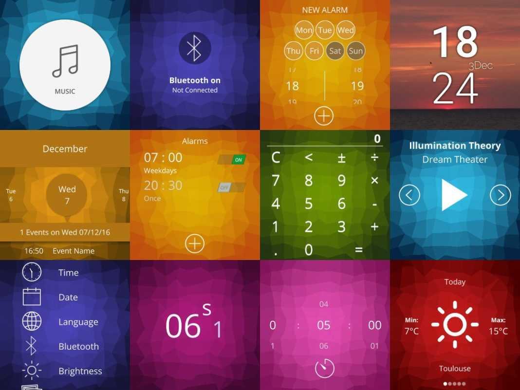Сравнение популярных операционных систем для смарт часов